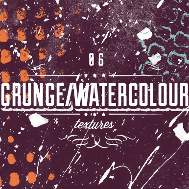 Grunge/Watercolour textures